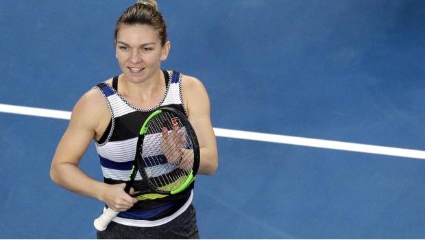 Simona Halep avanza a los octavos de final en Australia, va por Serena Williams