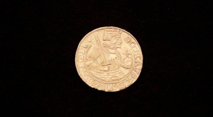Encuentran monedas antiguas con un valor de más de un millón de dólares