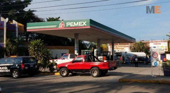 Surten combustible al Valle de Apatzingán