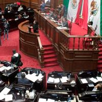 Ceden diputados y acuerdan reformar a la Ley Orgánica del Congreso del Estado