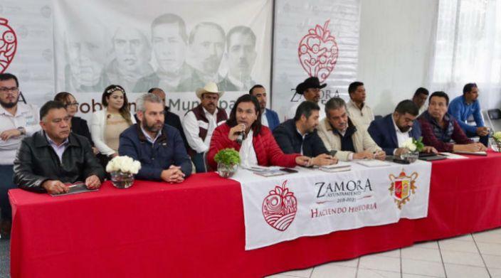 Diputados y alcaldes de Morena y PT en Michoacán cierran filas en batalla legal contra nuevos impuestos