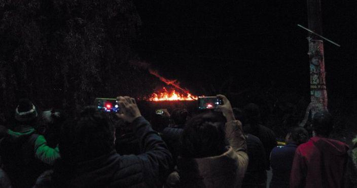 Unidad de Policía Cibernética pide no distribuir gráficos de lo ocurrido en Hidalgo