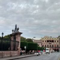 Cielo nublado y con posibilidad de lluvias en Michoacán