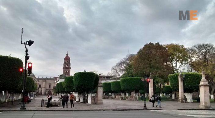 Cielo nublado y con posibilidad de lluvias para este viernes en Michoacán