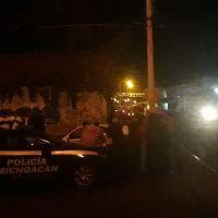 "Taxista de ""Máquinas Rojas"" muerto a balazos en Uruapan"