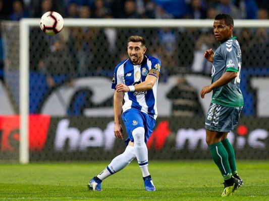 'HH' continúa brillando; anota en victoria del Porto