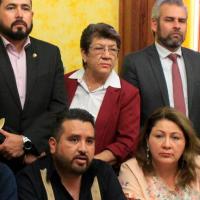 No hay intención de reorganizar Comisiones, ante salida de diputados de la fracción del PRD