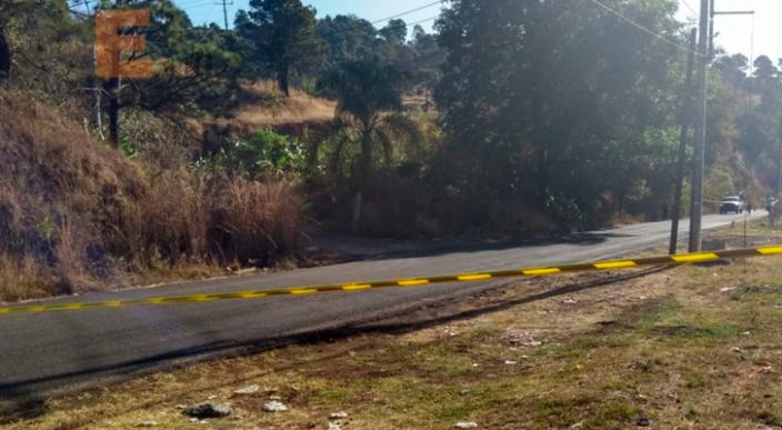 Con heridas de bala es encontrado el cadáver de un hombre en Ziracuaretiro, Michoacán