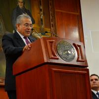 Aureoles Conejo pide atención en la reglamentación de la Guardia Nacional