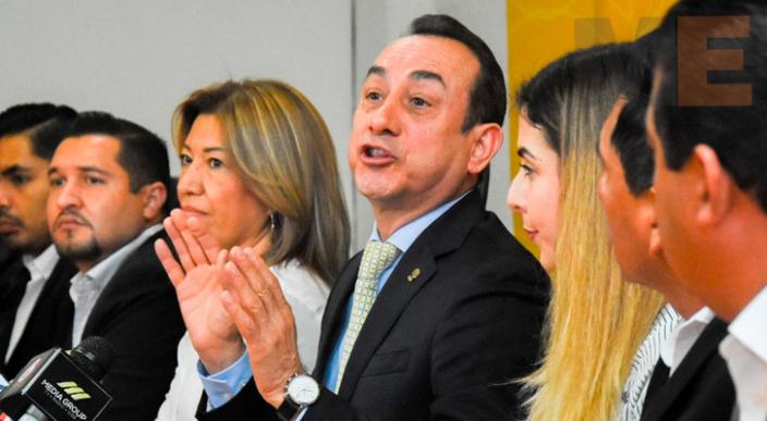 """""""En el PRD no cabe el chantaje"""", manifiesta Toño Soto sobre renuncia de ADN al partido"""