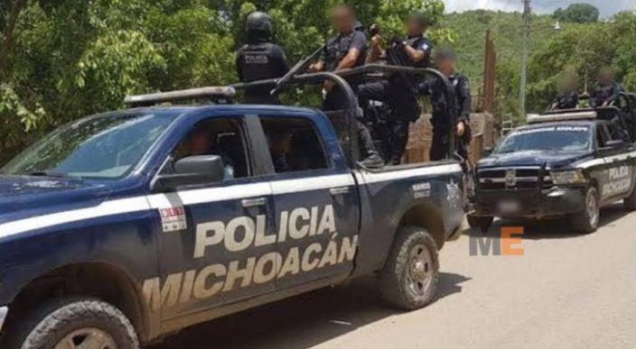 Aumenta a diez el número de muertos por la balacera en Buenavista, Michoacán