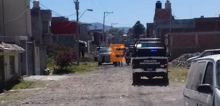 Localizan cuerpo con heridas de arma blanca en vivienda de Coeneo,Michoacán