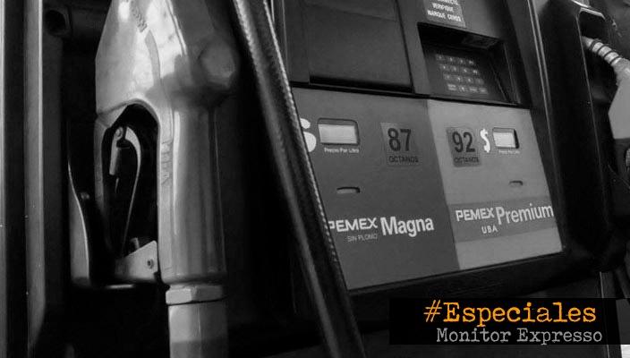 """Del combate al """"huachicoleo"""" al aumento en el precio de gasolina"""