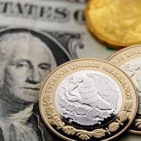 Precio del dólar oscila los 21.36 pesos en bancos de México