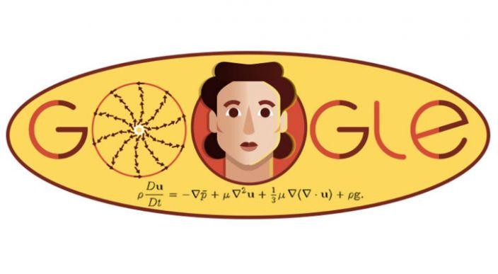 Doodle de conmemora aniversario de matemática rusa Olga Ladyzhenskaya