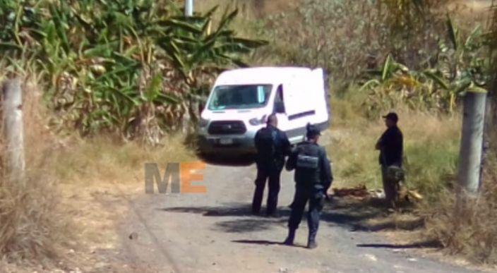 Encuentran sin vida a alumno del Conalep, en un lote baldío de Uruapan, Michoacán
