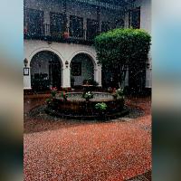 Este domingo se esperan lluvias fuertes en Michoacán