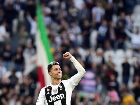 """""""Estoy al 1000 por ciento con la Juventus"""": CR7"""