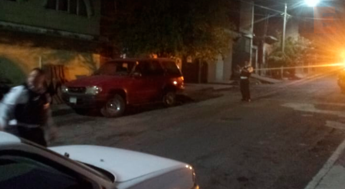 Hombre es asesinado con arma blanca en la colonia Felipe Carrillo de Morelia, Michoacán