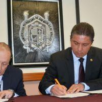 UMSNH e INEGI firman convenio de colaboración