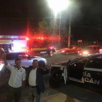 ¡Héroes sin capa! dos morelianos se arriesgan para apagar incendio en Altozano
