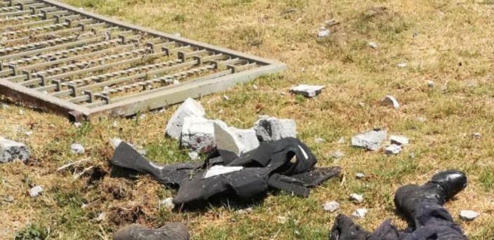 Policía muere tras ser atropellado por particular en Uruapan, Michoacán