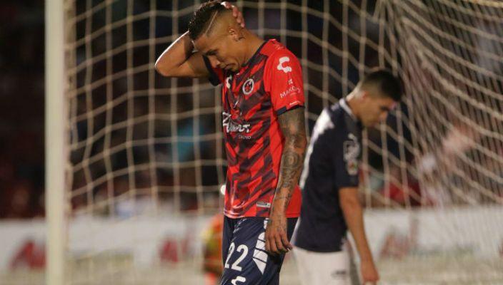 Monterrey derrota a domicilio a Veracruz