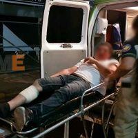 Tras una discusión, balean y dejan herido a joven motociclista en Zamora, Michoacán
