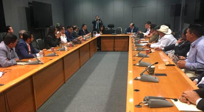 Acuerdan alcaldes de MORENA diálogo permanente con Secretaría de Seguridad Pública Federal