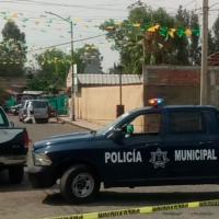 Ladrones matan a un hombre que acababa de salir del banco en Morelia, Michoacán