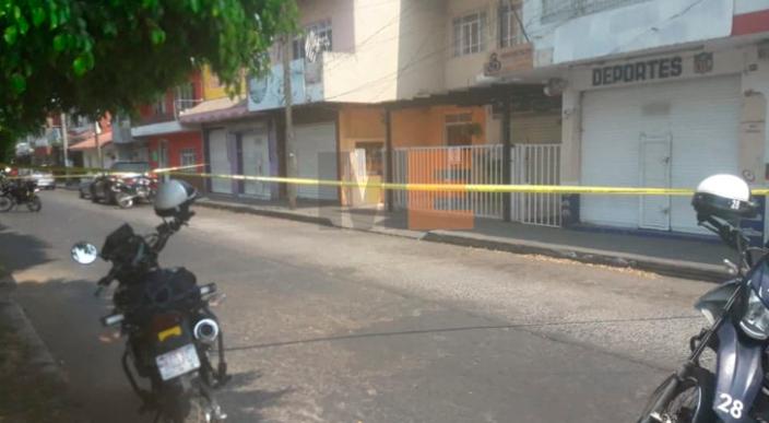 Abogado es baleado y queda herido en Uruapan, Michoacán