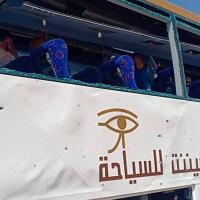 Explota una bomba en un autobús turístico en Egipto, al menos 17 heridos