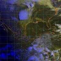 Tormentas muy fuertes en Oaxaca y Chiapas