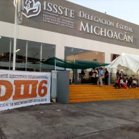 Autoridades reprueban toma de delegación del ISSSTE, aseguran que cumplen acuerdos