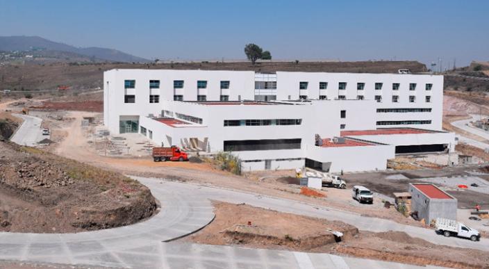 Tras denuncia de trabajadores por irregularidades en la construcción, SSM garantiza calidad en obras