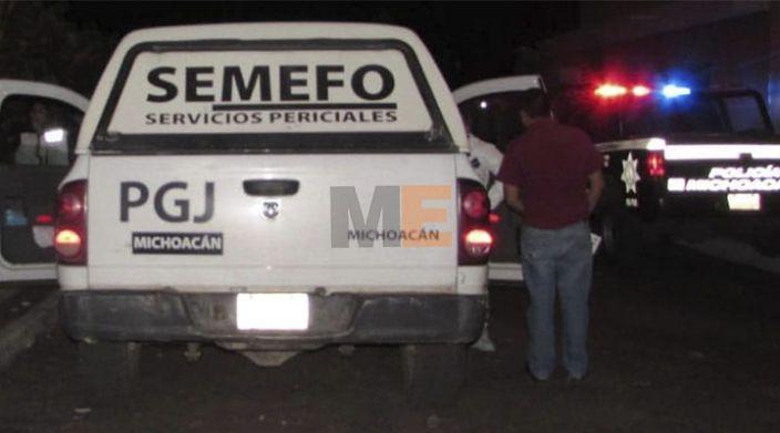 Dos hombres son agredidos a balazos y mueren en la colonia Ferrocarril de Zamora, Michoacán
