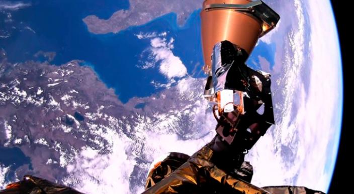 Satélite ruso el primero en grabar la tierra en 4K