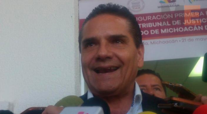 Seguridad en los municipios es responsabilidad de los alcaldes: Silvano Aureoles