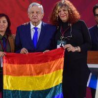 """""""No es una cuestión de tolerancia, sino de respeto a las libertades"""": AMLO en el Día Nacional contra la Homofobia, Bifobia y Transfobia"""