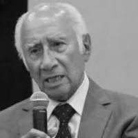 PRI lamenta fallecimiento del ex gobernador de Michoacán, Ausencio Chávez Hernández