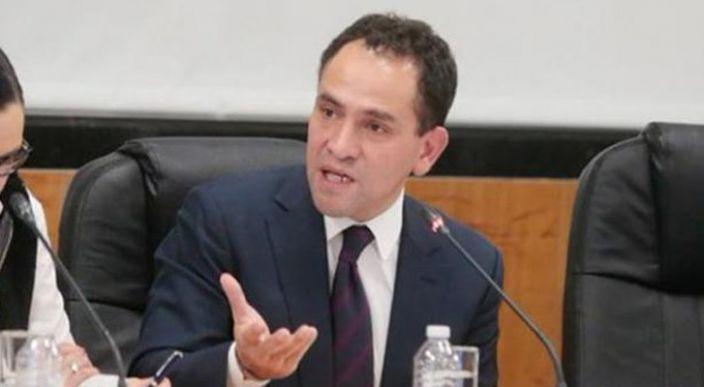Arturo Herrera, subsecretario de Hacienda, responsabilizó al área administrativa de la SHCP de la renuncia de Germán Martínez