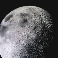 La luna se está haciendo pequeña: La Nasa