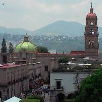 Cielo despejado y una baja de la temperatura en Michoacán