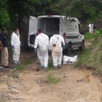Localizan los cuerpos de dos hombres en la región de Zinapécuaro,Michoacán