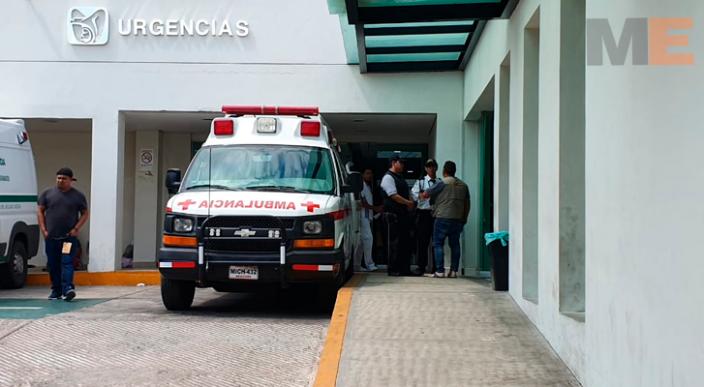 Panadero queda herido durante intento de robo en Zamora, Michoacán