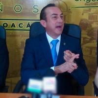 """""""Da pena ajena el gobierno federal"""", arremete dirigente del PRD en Michoacán"""