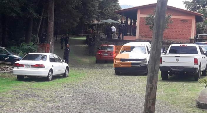 Pistoleros irrumpen en un hotel de Uruapan, Michoacán y asesinan a un huésped