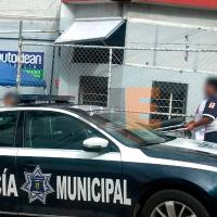Balean al trabajador de un autolavado en intento de robo en Morelia, Michoacán