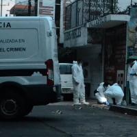 Matan a uno y hieren a otro a tiros en la colonia Molino de Parras de Morelia, Michoacán