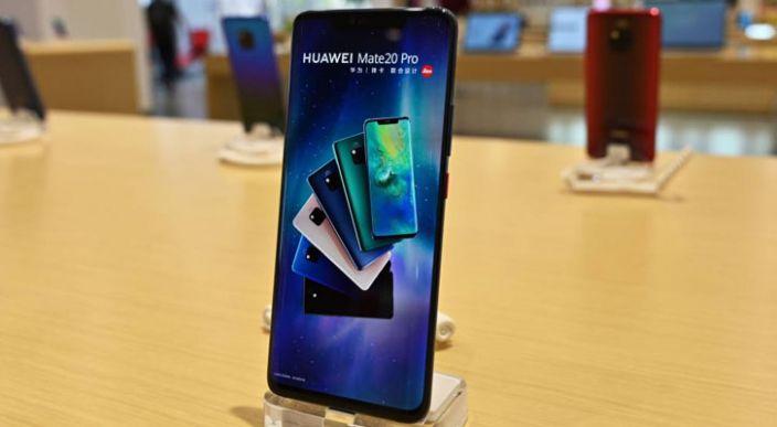 Huawei rechaza que haya recortado su producción de smartphones
